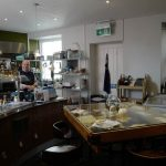 Tanglewood on St Mary's. In the Post Office and the best deli and a unique dining experience